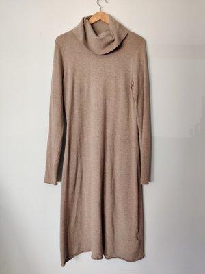 Kapalua Robe en laine beige