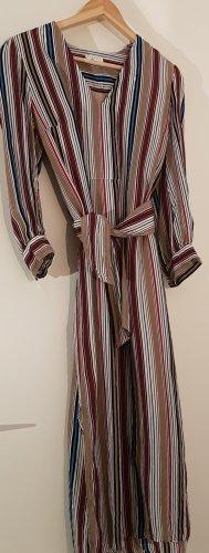 Claudie Pierlot Midi Dress multicolored copper rayon