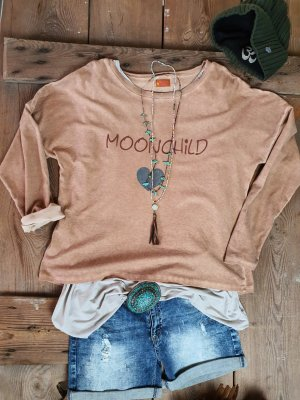Camicia oversize multicolore Cotone