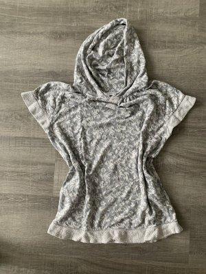 christina  gavioli Oversized Shirt light grey