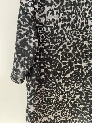 Hennes Collection by H&M Top extra-large noir-argenté