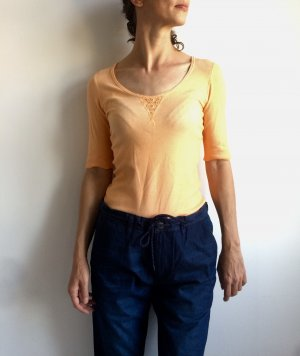 marc cain sports Camisa deportiva naranja claro-albaricoque
