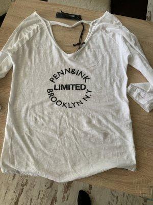 Lässiges Shirt von Penn & Ink - neu mit Etikett Gr. M