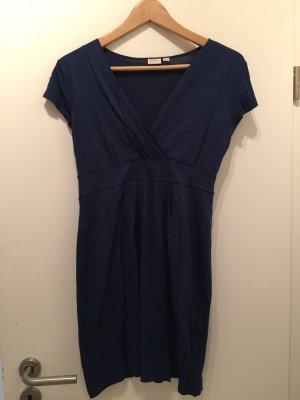Esprit Vestido estilo camisa azul oscuro-azul