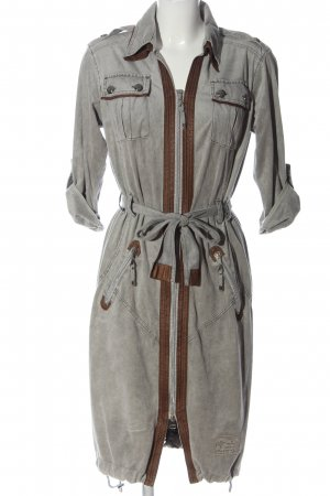 Sportalm Coat Dress light grey-brown polyester