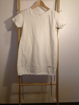 Pause Jeans Vestido de tela de sudadera beige claro