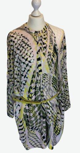 Lässiges Tunika-Kleid mit Gürtel