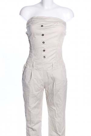 Laeticia Dreams Jumpsuit wollweiß Casual-Look
