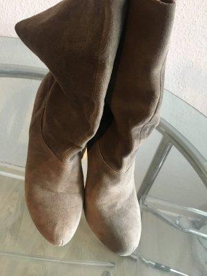 Laetitia klein Platform Boots grey