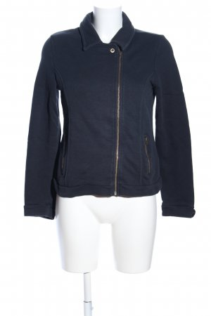 LAFAYETTE COLLECTION Sweatjacke hellgrau Casual-Look