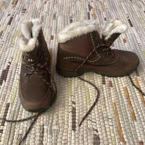 Lafuma Snow Boots cognac-coloured-brown