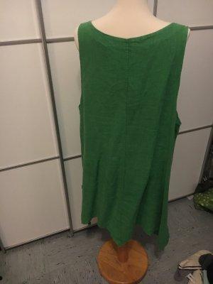 Sarah Santos Camicia oversize verde