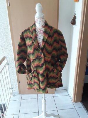 Lagenlook Jacke aus gefilzter Wolle