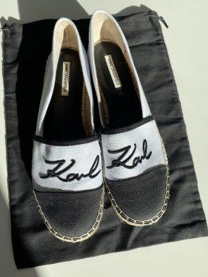 Lagerfeld Espandrille