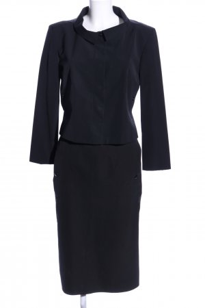 Lagerfeld Ladies' Suit black business style