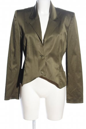 Lagerfeld Kurz-Blazer khaki Business-Look