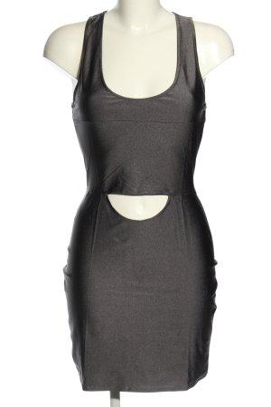 Lagerfeld Stretchkleid hellgrau Casual-Look