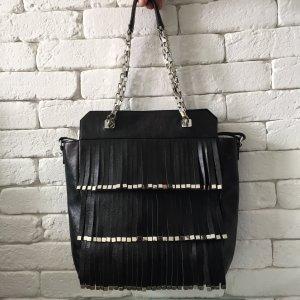 Lagergeld Shopper Studded Bag