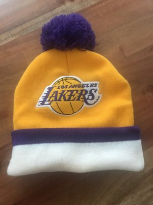 Mitchell & Ness Knitted Hat multicolored acetate