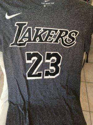 Lakers NBA Shirt James 23 Größe S