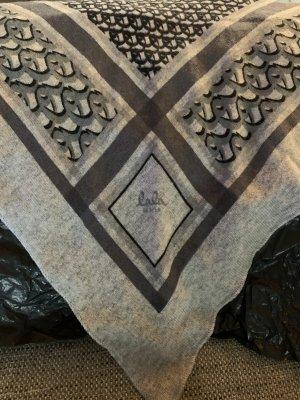 Lala Berlin - Kaschmir Triangle Monogram