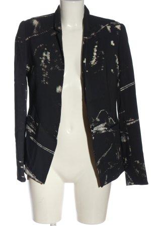 Lala Berlin Klassischer Blazer noir-blanc style décontracté