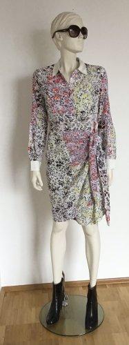 Lala Berlin Robe à manches longues multicolore