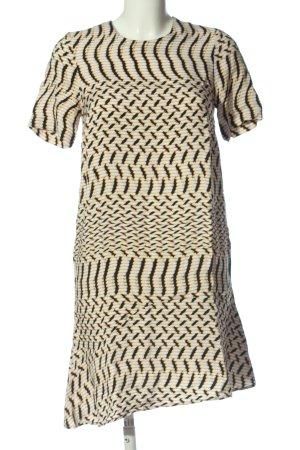 Lala Berlin Robe à manches courtes imprimé allover style décontracté
