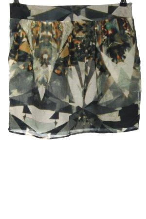 Lala Berlin Mini-jupe motif abstrait style décontracté