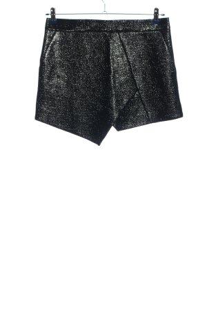 Lala Berlin Mini-jupe noir pailleté