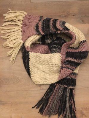 Lala Berlin Woolen Scarf multicolored