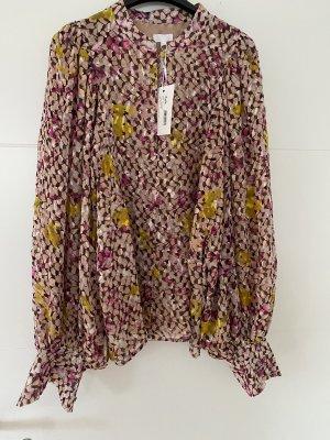 Lala Berlin Silk Blouse multicolored silk