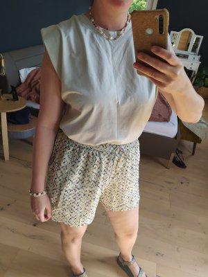 Lala Berlin High-Waist-Shorts multicolored