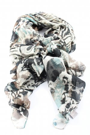 Lala Berlin Summer Scarf allover print casual look