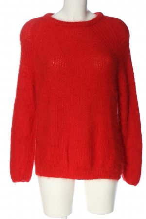 Lala Berlin Knitted Sweater red casual look