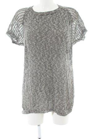 Lala Berlin T-shirts en mailles tricotées gris clair moucheté