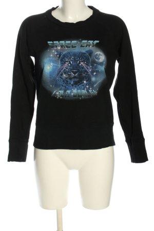 Lala Berlin Sweatshirt Motivdruck Casual-Look
