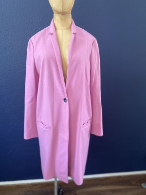 Lala Berlin Wool Coat neon pink