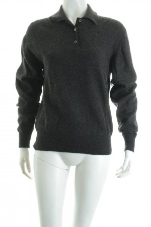 LAMM by Ballantyne Pullover anthrazit Casual-Look