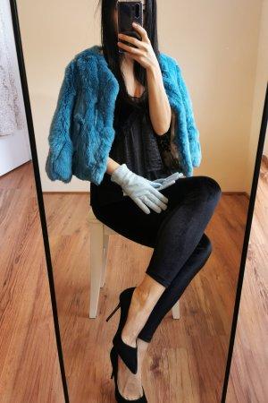 Lamm Leather Leder Nr. 7 Wool Handschuhe
