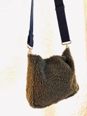 Lammfell Handtasche klein