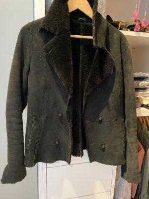 Vogue Fur Jacket black fur