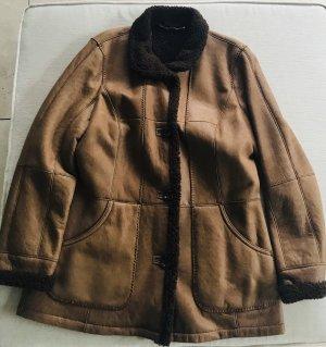 Christ Fur Jacket multicolored