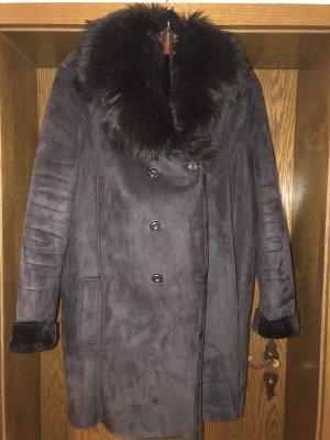 Sarah Kern Giacca di pelliccia nero