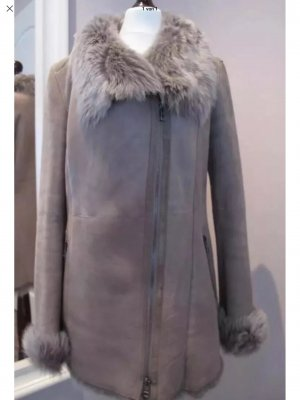 Lammfellmantel ❤️Ventcouvert ❤️NP 1500€