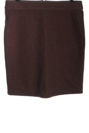 lana carina Wollen rok bruin casual uitstraling
