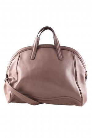 Lancel Bowlingtasche braun Business-Look