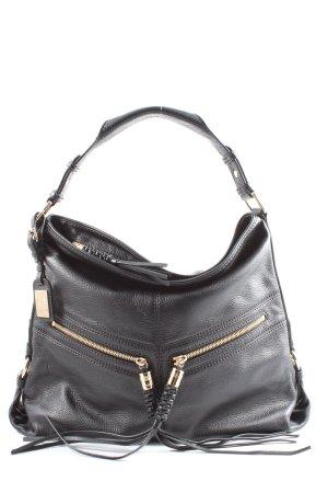 Lancel Handtasche schwarz Casual-Look