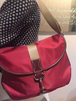Lancel Handtasche Tasche Bordo hochwertig Damen