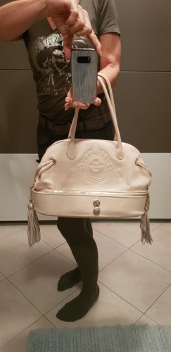 lancel luxus high class Handtasche wie neu Champagnerfarben